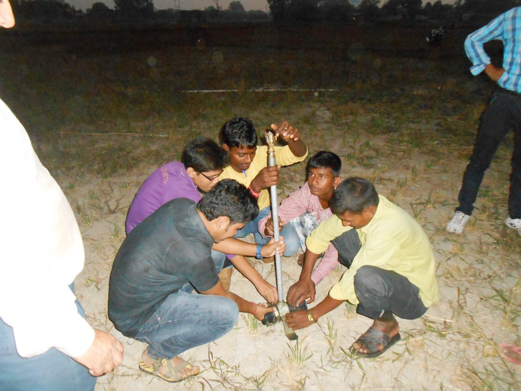 Ongoing Micro Irrigation Teachnitian Training under PMKVY