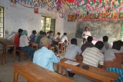 Ongoing Micro Irrigation Teachnitian Training under PMKVY