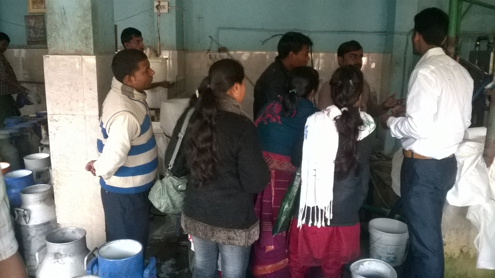 Food Processing @ Sunaina Samriddhi Foundation