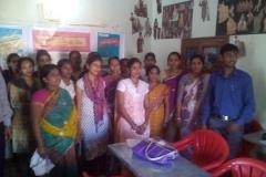 Glimpses of Ongoing training at Akola, Maharstra