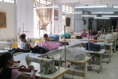Apparel - Industrial Sewing Machine operator Lab, bhojpur