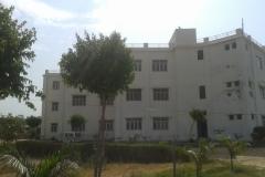 Upcoming Multi Skill Institute ( MSI) building at Agra