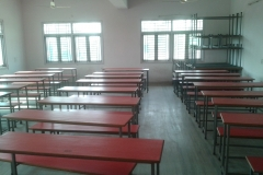 Fully equiped class room at Malpura