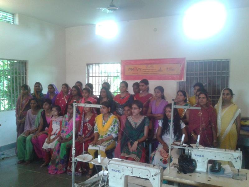 Assessment of Trainees - at Gopalganj center