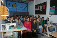 New Batches of Industrial Sewing Machine operator at Mathura
