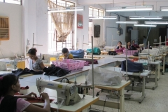 Apparel Training at Bhojpur, Bihar
