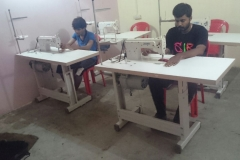 Apparel Training at Girsomnath, Gujrat