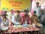 Kaushal Mela at Naurangiya Kushinagar