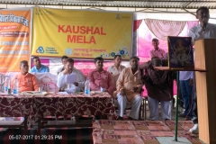 Kuashal Mela In Presence of MLA, Kushinagar at PMKVY Centre of SUNAINA SAMRIDDHI FOUNDATION
