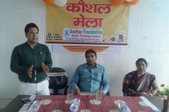 Kaushal Mela at our West Champaran Centre