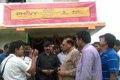 Kaushal Mela at Bhojpur , Chief Guest Ex. Deputy Speaker, Bihar