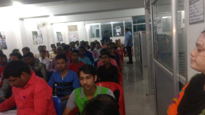 Commencement of PMKVY 2.0 Batches at our Allahabad Centre, Uttar Pradesh, Sunaina Samriddhi Foundation