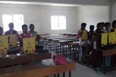 PMKVY centre in Ambedkar Nagar, Skill India, NSDC, SUNAINA SAMRIDDHI FOUNDATION