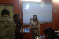 Induction kit distribution & commencement of training at our Betiahata (AOC) Centre under PMKVY 2.0