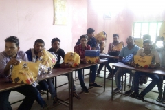 PMKVY at Bhind, Madhya Pradesh, SUNAINA SAMRIDDHI FOUNDATION