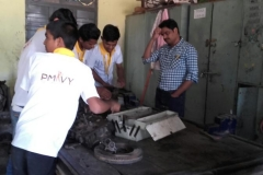 Fitter trade Training & Ongoing OJT at SUNAINA SAMRIDDHI FOUNDATION, MH