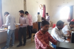 PMKVY Training at SUNAINA SAMRIDDHI FOUNDATION'S Khajni Centre , Gorakhpur, PMKVY, NSDC