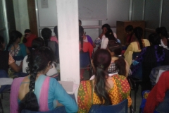 PMKVY Training at SUNAINA SAMRIDDHI FOUNDATION'S Khajni Centre , Gorakhpur, PMKVY, NSDC
