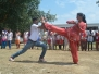 Self Defense training for Girl Trainees of PMKVY