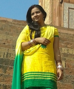 Richa Singh, Vice President, Sunaina Samriddhi Foundation