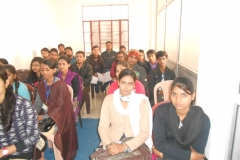 Beauty and Wellness training at Sunaina Samriddhi Foundation
