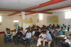 Glimpses of Ongoing training at Siwan Center
