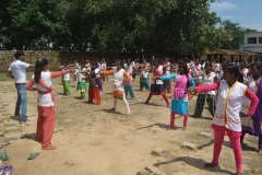 SUNAINA SAMRIDDHI FOUNDATION providing Self Defense Training for GIRL TRAINEES Under #PMKVY Along with trade related training, Aim of Training is to equip the Girl Trainees with useful strategies to defend themselves from spontaneous or pre-mediated violence or any untoward situation. and also help them in increasing their physical fitness RAJIV PARTAP SINGH RUDY Rajiv Pratap Rudy NSDC National Skill Development Corporation Skill India Logistics Sector Skill Council Electronics Sector Skills Council of India Ministry of Skill Development and Entrepreneurship Ministry of Skill Development and Entrepreneurship PMKVY - Pradhan Mantri Kaushal Vikas Yojna #PMKVY #NSDC #Skillindia #MSDE #sunaina #SelfDefenseforGirl #EmpoweringWomen
